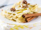 apple cream lasagna