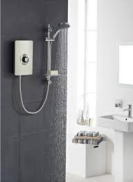 vado elegance 9 5kw electric shower metallic
