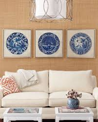 blue and white monday art on framed plates wall art with 118 best dining room images on pinterest decorative plates