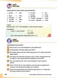 Sebagai bahan ajar mata pelajaran matematika kelas 5 sd/mi terdiri dari buku guru dan buku siswa. Kunci Jawaban Buku Senang Belajar Matematika Kelas 5 Kurikulum 2013 Revisi 2018 Halaman 47 48 49 Kunci Soal Matematika