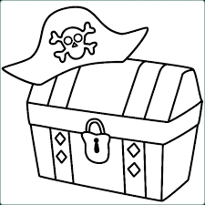 Treasure Chest Coloring Pages Treasure Chest Coloring Pages Treasure