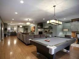 rec room furniture and games. Image Of: Inspiring Basement Ideas Rustic Rec Room Furniture And Games A