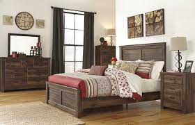 king size panel bed. Best Furniture Mentor OH: Store - Ashley Dealer » B246 Quinden Bedroom Collection King Size Panel Bed