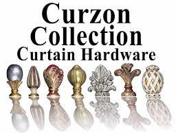 curzon finial range custom made finials