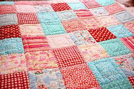 patchwork quilts | notonthehighstreet.com & Matilda Quilt Adamdwight.com