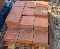 reclaimed terracotta flooring tiles from ukaa
