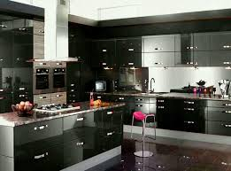 light grey kitchen cabinets dark shaker gray countertops ideas brown and cream wood green walls with