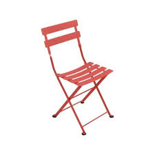 Outdoor metal chair Patio Childrens Chair The Home Depot Children Furniture Outdoor Furniture Fermob