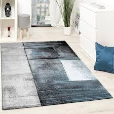 Wohnzimmer Teppich Trendig Türkis