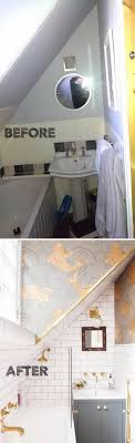 50+ Gorgeous Bathroom Makeovers With Before And After Photos - Hative