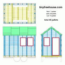 pallet building plans. pallet house plans building