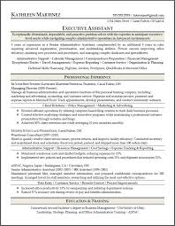 executive assistant resume ilivearticlesinfo executive assistant resumes samples