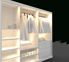 wardrobe lighting ideas. Wardrobe Lighting Ideas. Marvelous Plain Decoration Closet Ideas Light - \\u0026amp; Wadrobe Qtsi.co