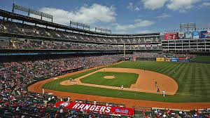 Texas Rangers Stadium Chart Globe Life Park Seat Map And Venue Information Texas