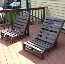 wooden pallet furniture ideas. Diy Pallet Outdoor Furniture Ideas And Tutorials Chair From One Wood Wooden