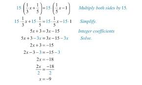 solving equations by clearings lessons tes teach with worksheets pdf worksheet linear gcse multistep grade kuta