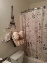 Beautiful Paris Themed Bathroom Decor Fayette Furniture