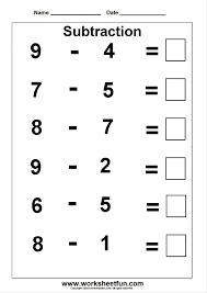 Free Printable Math Worksheets For First Grade Students ...