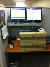 ... my do-it-yourself standing desk: I ...