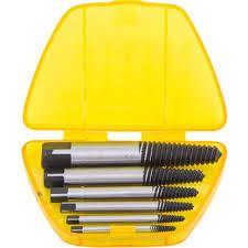 TAP-50004 - <b>Набор экстракторов</b> для сломанного крепежа ...