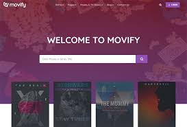 Wordpress Movie Theme 25 Movie And Cinema Wordpress Themes For Film Fans Wp Daddy