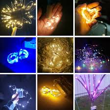 Usb Fairy Lights Details About Led String Lights 1m 10m Copper Wire Usb Bottle Stopper Holiday Fairy Light Rd