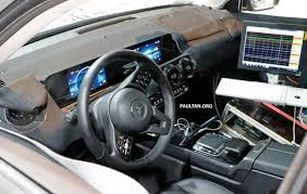 Then browse inventory or schedule a test drive. Spied Mercedes Benz Glb Interior Seen Up Close Paultan Org