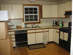 Wood Trim Kitchen Cabinets How To Refinish Wooden Kitchen Cabinets Mpfmpfcom Almirah Beds