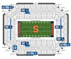 Syracuse Football Dome Seating Chart Syracuse Dome Box Office Niagara Falls Comedy Club