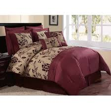 Maroon Bedroom Burgundy Comforter Sets For The Home Pinterest Classic Home