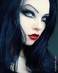little girls makeup ideas. gothic makeup ideas for young girls (10) little n