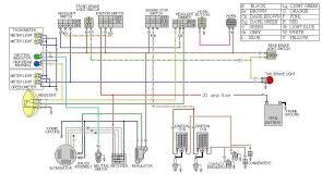 2 stroke starter wiring diagram 2 trailer wiring diagram for basic motorcycle wiring diagram
