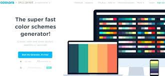 Web Page Color Palette Web Page Color Picker Website Color Palette