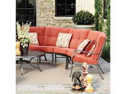 Signature design by ashley burnella 3 piece outdoor sectional
