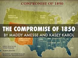 「the Compromise of 1850,」の画像検索結果