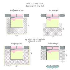 area rug for bedroom size area rug sizes guide best of i like the bud idea area rug for bedroom size