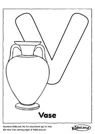 Coloring pages for kids alphabet coloring pages upper case, lower case and cursive. Download Free Alphabet Coloring V And Educational Activity Worksheets For Kids Kidloland Com