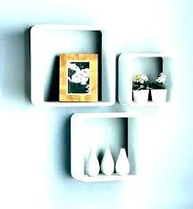 wall mounted box shelves nz floating ikea uk target shelf storage hanging interlocking easy b kids