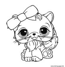 11 Best Littlest Pet Shop Coloring Pages Images Coloring Pages For