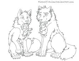 Wolf Coloring Pages Printable Color Page Free For Kids And Baby