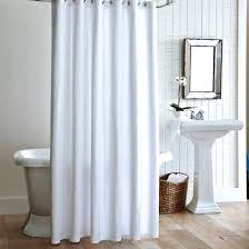 shower curtains and accessories white tailored french medallion luxury shower curtain with freestanding tub and shower curtains