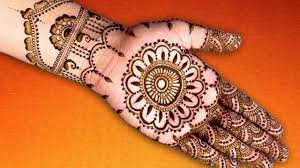 Front Hand Mehndi Design Simple Very Simple Mehndi Designs For Front Hands Super Easy Bemehndi