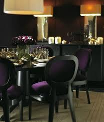 purple dining room chairs purple velvet dining chairs contemporary dining room on dark purple