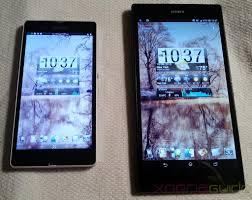 Sony Xperia Z Ultra: Brilliert im ...