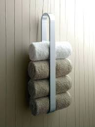 Bathroom Towel Shelves Rack Shelf Wall Mounted With Bar Oil Rubbed