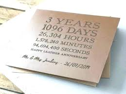 26 year anniversary gift ideas for boyfriend of 3 years source a 1 paper wedding present