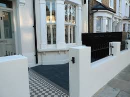 Small Picture Front Garden Walls Ideas DesignerStyle