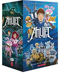 amulet 1 7 box set