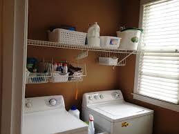 Washer Dryer Shelf Laundry Room Shelves Over Washer Dryer Laundry Room Ideas