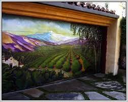 garage door muralsGarage Door Murals  Home Design Ideas